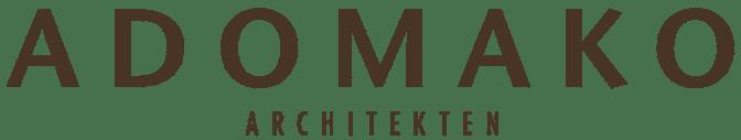 Logo Adomako Architekten aus Paderborn