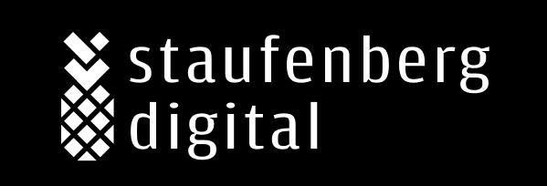 Logo staufenberg digital aus Münster
